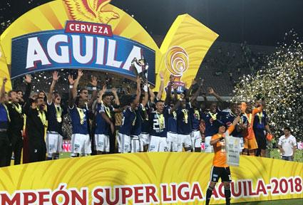 Campeón SuperLiga 2018