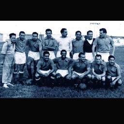 Millonarios ganó su primera Copa Colombia 1952-53