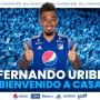 FERNANDO URIBE VUELVE A CASA