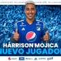 HARRISON MOJICA, NUEVO JUGADOR DE MILLONARIOS
